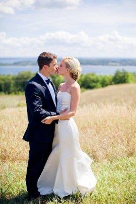 Leelenau wedding