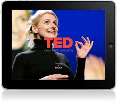 TED talks iPad
