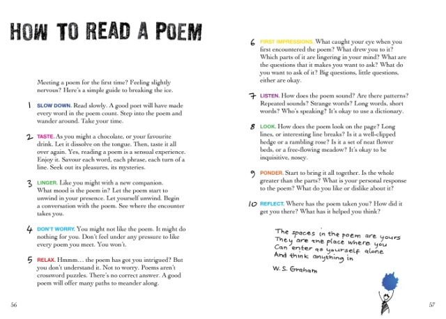 how-to-read-a-poem Edinburgh Carry a Poem City of Literature
