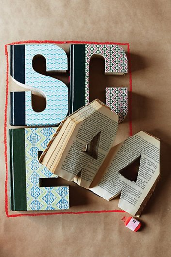 Anthro library letters
