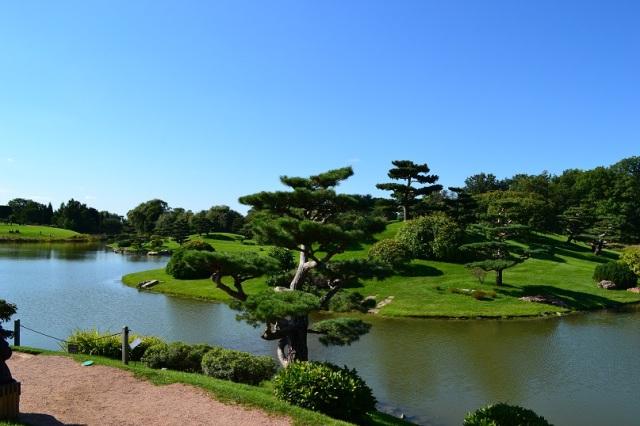 Que Sera Sara -- Chicago Botanical Garden Japanese Garden Horaijima 2