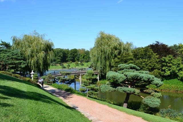 Que Sera Sara -- Chicago Botanical Garden Japanese Garden
